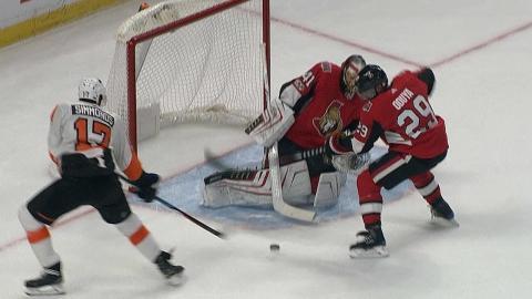 10/26/17 Condensed Game: Flyers @ Senators