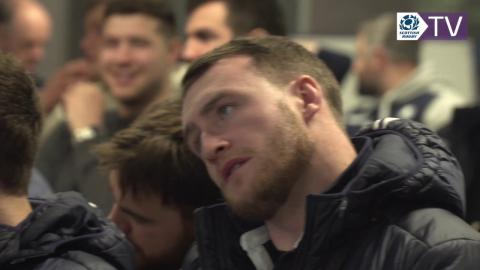 2018 NatWest 6 Nations | Squad arrival