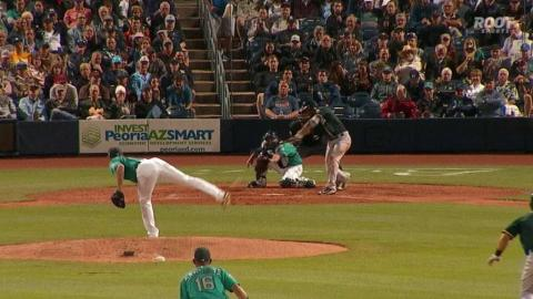 OAK@SEA: Semien hits an RBI single into center field