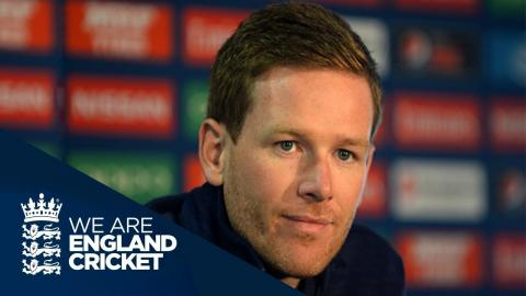 Team Selection Not Based On The Weather: Morgan - England v New Zealand ICC Champions Trophy 2017
