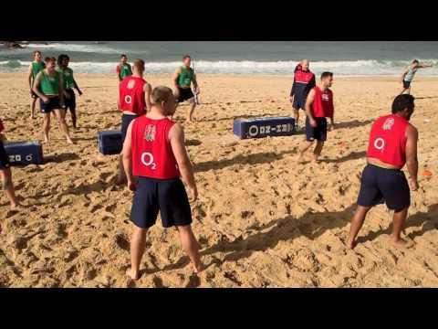 Player Diary: Paul Hill and Danny Care in Sydney