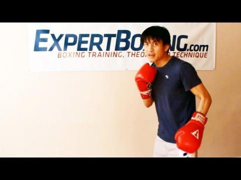 In and Out Footwork Tips for Boxing - MMA - Fighting