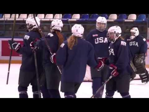 2018 U18WWC: U.S. Ready for Semifinals