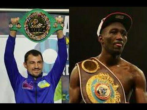 Viktor Postol : I Am 100% Confident That I'll Beat Terence Crawford ! I'll Take The Fight Now !