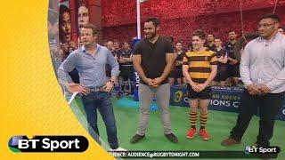 All Star Touch Rugby | BT Sport