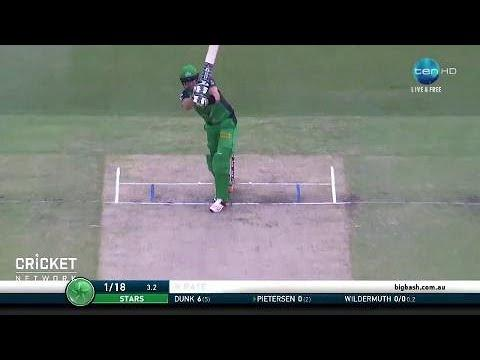 KP posts 40 in one of his last BBL innings