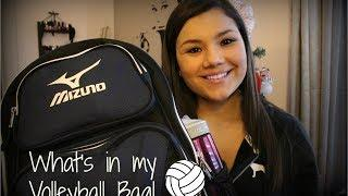 What's In My Volleyball Bag♡