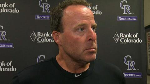 COL@MIA: Redmond on Arenado and their loss to Marlins