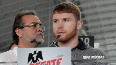 HBO Boxing News: Canelo vs. Smith Final Press Conference Recap (HBO Boxing)