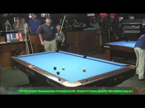 2015 US Amateur Championship Mike Mullins VS  Timmy Monk