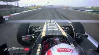 Formula 1 2013 Bahrein Grand Prix Highlights Race Edit [HD]