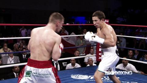 Lookback: Gennady Golovkin Makes U.S. Debut (HBO Boxing)