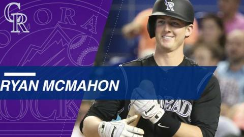 Top Prospects: Ryan McMahon, 1B, Rockies