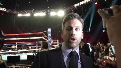 Max Kellerman On Gennady Golovkin vs Gilberto Ramirez @ 168 If He Can't Get Unification Fight