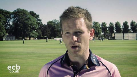 Eoin Morgan previews England's ODI series against Pakistan