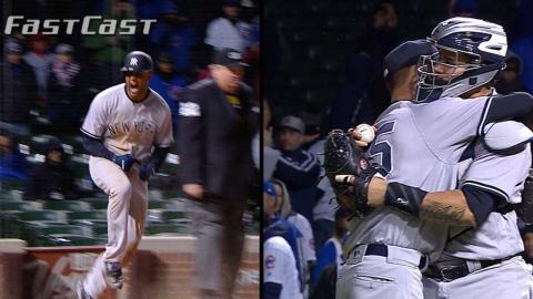 5/7/17 MLB.com Fastcast: Yanks top Cubs in 18 innings