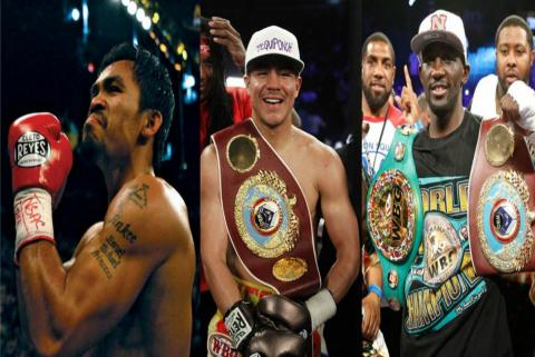 Manny Pacquiao vs Jessie Vargas or Terence Crawford ! Ducking ? Scared ? Cherry Picking ? The Truth