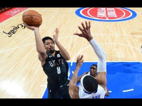 Spencer Dinwiddie, Larry Nance Jr., and the Best Plays From Sunday | January 21, 2018