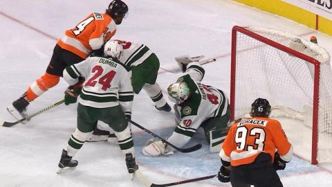 11/11/17 Condensed Game: Wild @ Flyers