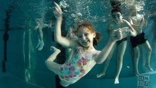 Swimming For Kids With Kapr Divers