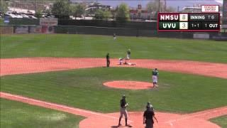 NCAA Baseball: New Mexico State At Utah Valley University
