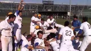 Baseball Back To Back LSC Champions