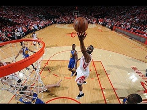 James Harden Drops 35 on Golden State