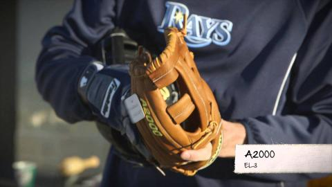 Rays: Wilson Glove Day 2013