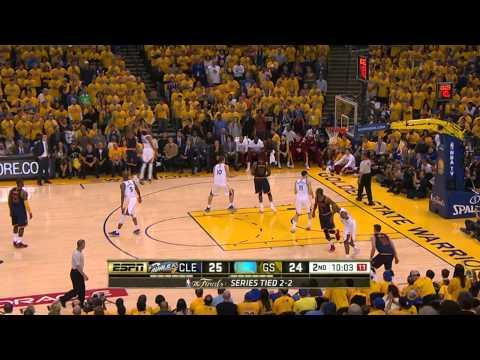 J.R. Smith Comes Out Hot in Game 5