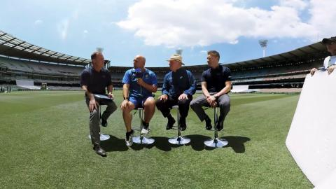 360: Boof joins the Cricket Show