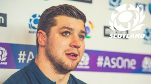 2018 NatWest 6 Nations | Grant Gilchrist