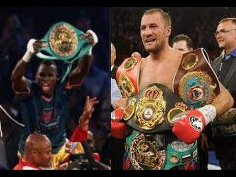 Adonis Stevenson Ducks Jean Pascal & Sergey Kovalev Fight All Because Of Al Haymon !!