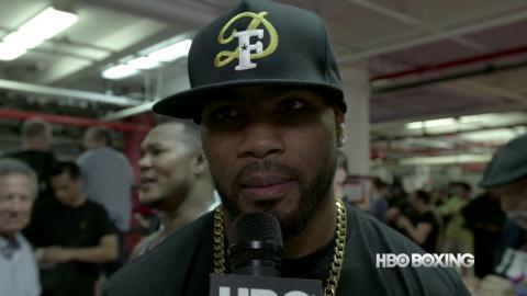 HBO Boxing News: Felix Diaz Interview