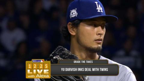 Footer on odds of Darvish joining the Twins