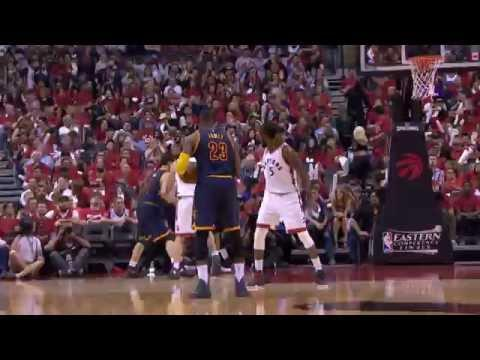 LeBron James Passes Jason Kidd for 3rd All-Time in Career Playoff Assists