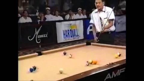 Efren Reyes vs Jimmy Wetch PBT World 8 Ball Finals 1994