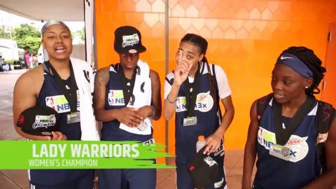 Dew NBA 3X Miami Competition