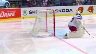 Ice Hockey Russia Vs Slovenia Dadonov With 4 Points   IIHF 2015
