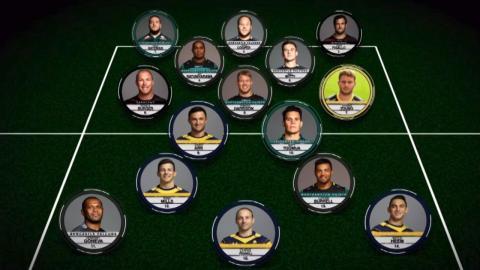 Flats' XV  Aviva Premiership Rugby Round 15