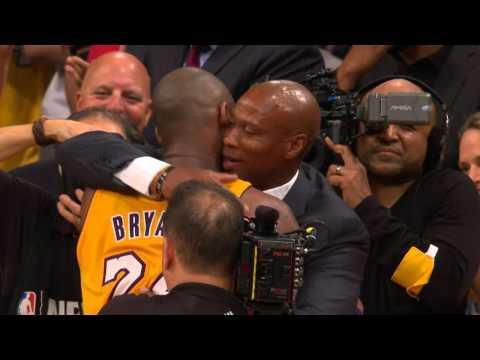 Kobe Bryant and Golden State's Historic Night for the NBA