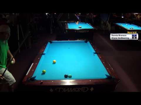 PT 28 - Mercer 25 - Shane VanBoening vs Donnie Branson