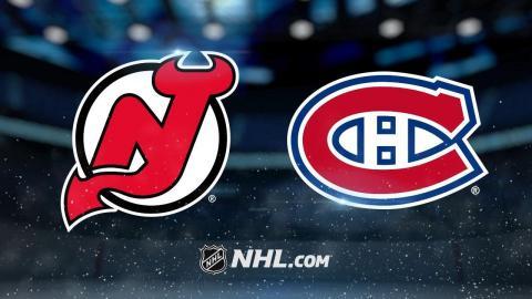 Plekanec lifts Canadiens past Devils in OT, 2-1