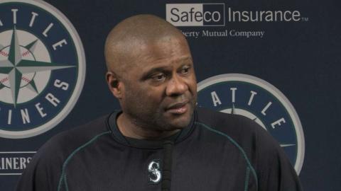 TB@SEA: McClendon laments team's offensive struggles