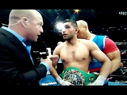 Amir Khan vs Chris Algieri POST FIGHT RESULTS REVIEW !! PBC On Spike TV !! Mayweather Next ?