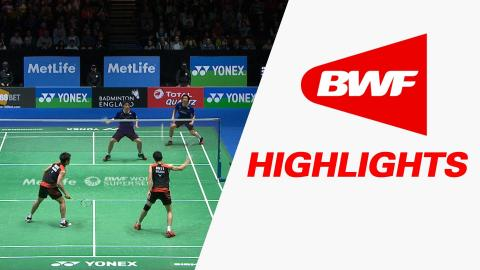Yonex All England Open 2016 | Badminton SF – Highlights