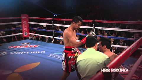 "Roman ""Chocolatito"" Gonzalez vs. Edgar Sosa: HBO World Championship Boxing Highlights"