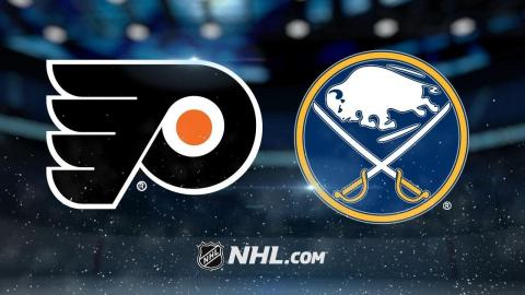 O'Reilly, Kane lead Sabres past Flyers, 4-2