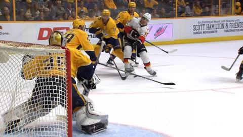 10/24/17 Condensed Game: Flames @ Predators