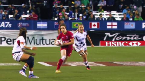 Nominees announced for World Rugby Women's Sevens Player of the Year 2017