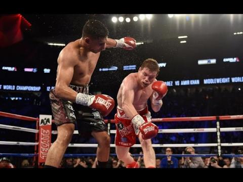 Saul Canelo Alvarez vs Amir Khan HBO PPV Post Fight Review & Thoughts ! Gennady Golovkin Or Bust
